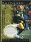 2001 Upper Deck Legends Past Patterns Jerseys #PPBF Brett Favre