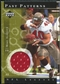 2001 Upper Deck Legends Past Patterns Jerseys #PPMA Mike Alstott