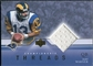 2001 Upper Deck Championship Threads #CTKW Kurt Warner
