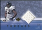 2001 Upper Deck Championship Threads #CTRL Ray Lewis