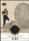 2001 Upper Deck Rookie Threads #RTDM Deuce McAllister