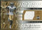 2001 Upper Deck Legends Memorable Materials #MMIB Isaac Bruce