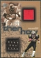 2001 Upper Deck Top Tier Then and Now Jerseys #TNDM Deuce McAllister