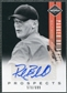 2011 Panini Limited Prospects Signatures #18 Parker Bridwell Autograph /699