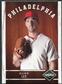 2011 Panini Limited #4 Cliff Lee /249