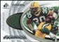 2004 Upper Deck SP Game Used Edition Authentic Fabric #AFAG Ahman Green