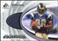 2004 Upper Deck SP Game Used Edition Authentic Fabric #AFIB Isaac Bruce