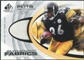 2004 Upper Deck SP Game Used Edition Authentic Fabric #AFJB Jerome Bettis