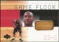 2000/01 Upper Deck Hardcourt Game Floor #AMF Alonzo Mourning