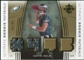 2007 Upper Deck Ultimate Collection Rookie Materials Gold #URMKK Kevin Kolb /99