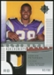 2007 Upper Deck Ultimate Collection Achievement Patches #UAPAP Adrian Peterson 62/99