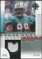 2007 Upper Deck Ultimate Collection Achievement Patches #UAPJT Jason Taylor /99