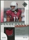 2007 Upper Deck Ultimate Collection Achievement Patches #UAPLF Larry Fitzgerald /99