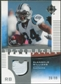 2007 Upper Deck Ultimate Collection Game Patches #UGPDW DeAngelo Williams /99