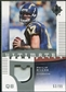2007 Upper Deck Ultimate Collection Game Patches #UGPPR Philip Rivers /99