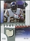 2007 Upper Deck Ultimate Collection Game Patches #UGPLT2 LaDainian Tomlinson /99