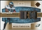 2007 Upper Deck Ultimate Collection Materials Patches #UMBW Brian Westbrook /35