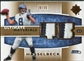 2007 Upper Deck Ultimate Collection Materials Patches #UMMH Matt Hasselbeck /35