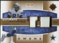 2007 Upper Deck Ultimate Collection Materials Patches #UMTO Terrell Owens /35