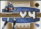 2007 Upper Deck Ultimate Collection Materials Patches #UMVY Vince Young /35
