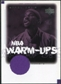 2000/01 Upper Deck Encore NBA Warm-Ups #BDW Baron Davis