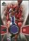 2007/08 Upper Deck SP Game Used #110 Corey Maggette Jersey
