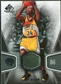 2007/08 Upper Deck SP Game Used #134 Ray Allen Jersey