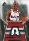 2007/08 Upper Deck SP Game Used Authentic Fabrics #AFBR Brandon Roy