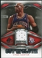 2007/08 Upper Deck SP Game Used Cut from the Cloth #CCVC Vince Carter