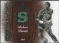 2007/08 Upper Deck SP Game Used Swatch of Class #SCRP Robert Parish