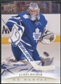 2011/12 Upper Deck Canvas #C197 James Reimer
