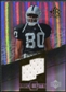2004 Upper Deck Reflections Pro Cuts Jerseys Gold #PCJR Jerry Rice