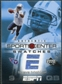 2005 Upper Deck ESPN Sports Center Swatches #SM Steve McNair