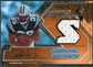 2005 Upper Deck SPx Rookie Swatch Supremacy #RSES Eric Shelton