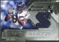 2005 Upper Deck SPx Swatch Supremacy #SWAG Antonio Gates