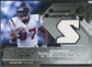 2005 Upper Deck SPx Swatch Supremacy #SWDD Domanick Davis
