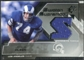 2005 Upper Deck SPx Swatch Supremacy #SWMO Merlin Olsen SP