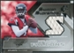2005 Upper Deck SPx Swatch Supremacy #SWMV Michael Vick SP