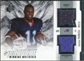 2005 Upper Deck SPx Rookie Winning Materials #RWMRP Roscoe Parrish