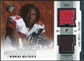 2005 Upper Deck SPx Rookie Winning Materials #RWMRW Roddy White