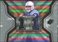 2007 Upper Deck SPx Winning Materials Jersey Number #WMAG Anthony Gonzalez