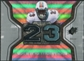 2007 Upper Deck SPx Winning Materials Jersey Number #WMRO Ronnie Brown