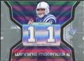 2007 Upper Deck SPx Winning Materials Jersey Number Dual #WMAG Anthony Gonzalez