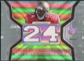 2007 Upper Deck SPx Winning Materials Jersey Number Dual #WMCW Cadillac Williams