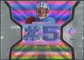 2007 Upper Deck SPx Winning Materials Jersey Number Dual #WMDS Drew Stanton