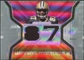 2007 Upper Deck SPx Winning Materials Jersey Number Dual #WMJH Joe Horn