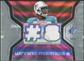 2007 Upper Deck SPx Winning Materials Jersey Number Dual #WMCU2 Daunte Culpepper