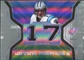 2007 Upper Deck SPx Winning Materials Jersey Number Dual #WMJD1 Jake Delhomme