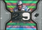 2007 Upper Deck SPx Winning Materials Stat #WMSJD Jake Delhomme
