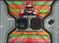 2007 Upper Deck SPx Winning Materials Stat #WMSTH T.J. Houshmandzadeh